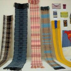 SACI Weaving exhibition