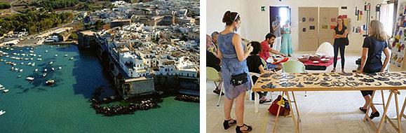 Bau Institute: Otranto, Italy