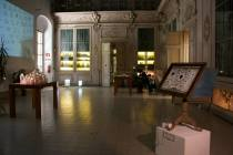 "SACI's Body Archives 2 Exhibition, Museum of Natural History ""La Specola"" in Florence"