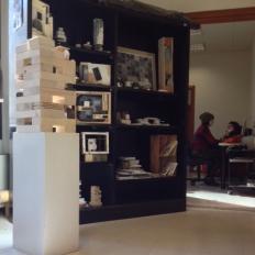 SACI MFA studio of Horacio Lizardo