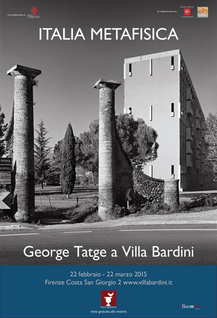 George Tatge: Italia Metafisica