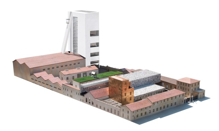 Fondazione Prada - Milan - OMA/ Rem Koolhaas