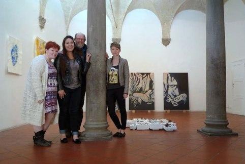 """""""Per Aspera ad Astra"""" SACI 2014-15 Post-Bac Exhibition at La Corte Gallery, Florence"""