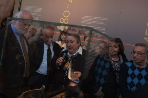 Museo Archeologico Nazionale di Firenze (MAF) April 9, 2015 inauguration