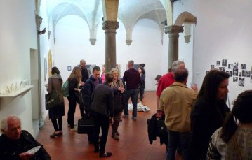 """Per Aspera ad Astra"" SACI 2014-15 Post-Bac Exhibition at La Corte Gallery, Florence"