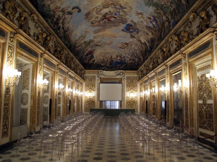 Sala Luca Giornad, Palazzo Medici Riccardi, Florence