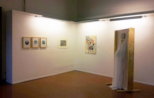 ArtClash 2014-2015 exhibition at the Regionale Toscana, Florence