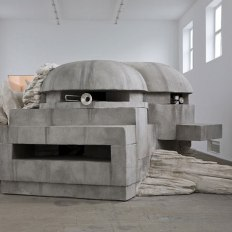 """Allora & Calzadilla, """"Clamor,"""" 2006, (detail) Mixed Media and live performance, Dimensions variable. © The Artists & Astrup Fearnley Museum, Oslo"""
