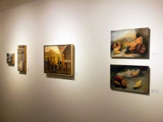 """Dialoghi dell'Arte 2014-15"" in the SACI Gallery"