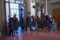 SACI MFA in Studio Art 2015 Graduates, Commencement
