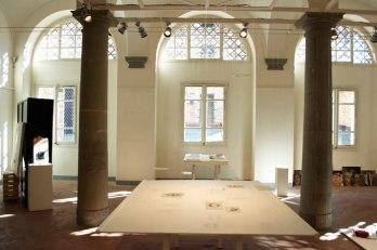 SACI MFA in Studio Art 2015 Thesis Exhibition at Le Murate