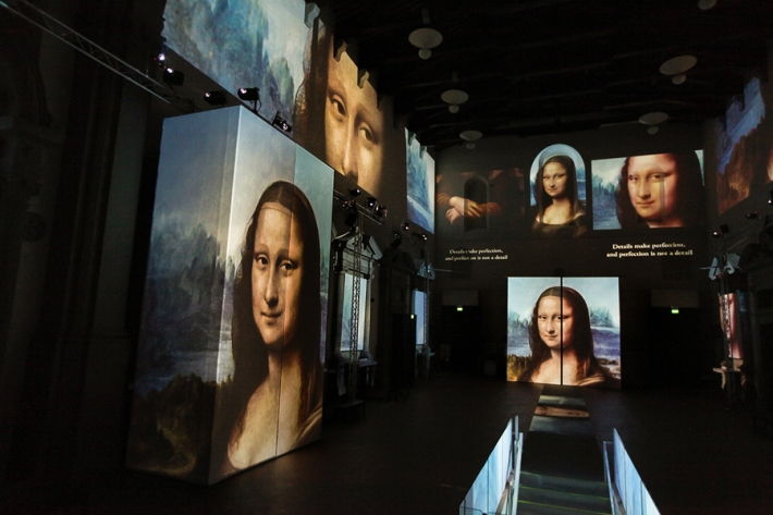 Da Vinci Live