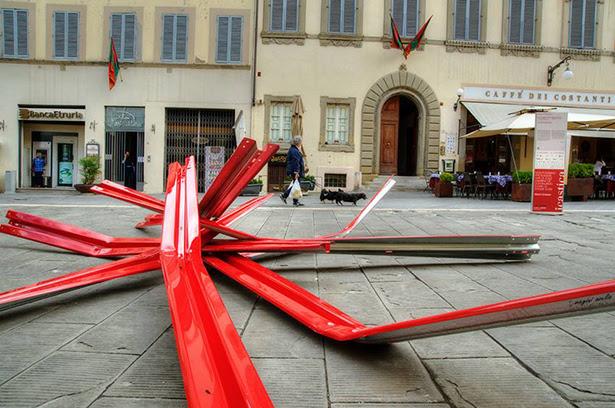 Robert Barta, Icastica 2014, installation view.