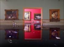 "David LaChapelle, ""After-the Deluge - Museum, 2007"