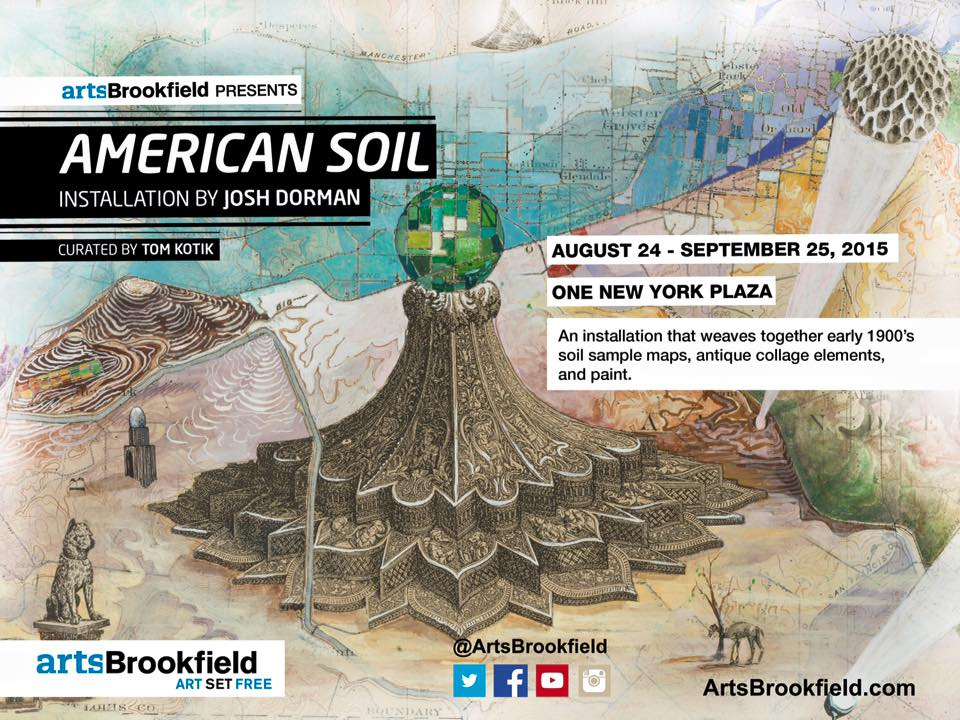 Saci alum josh dorman spring 1987 exhibits a one new for American soil