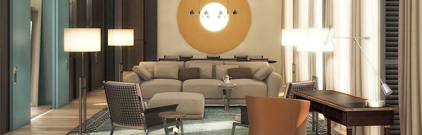 New luxury hotel designed by antonio citterio patricia for Mandarin oriental spa milan