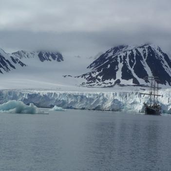 The Arctic Circle (Photo by Keri Rosebraugh)