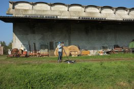 SACI MFA in Photography field trip to Fontanellato
