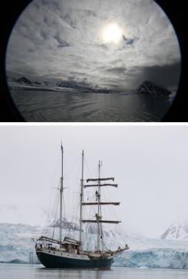 Resa Blatman photographs the Arctic Circle