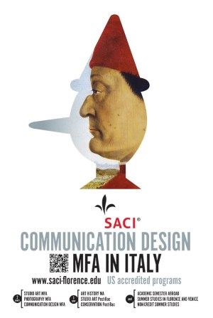 SACI's MFA in Communication Design
