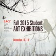SACI Fall 2015 Student Art Exhibitions