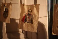 SACI's Body Archives exhibition/performance at La Specola Museum