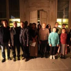 SACI students with Fili e Colori at La Specola Museum