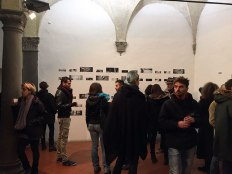 """Partial"" at La Corte Contemporanea, Florence"