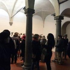 """Partial"" at La Corte Contemporanea, Florence"