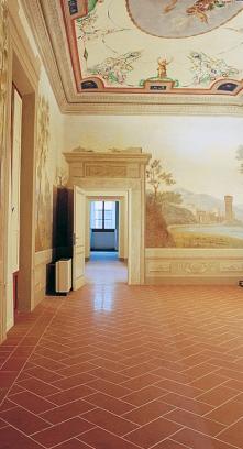 SACI's Faculty Lounge, Palazzo dei Cartelloni