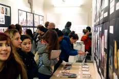 SACI Fall 2015 Student Art Exhibition