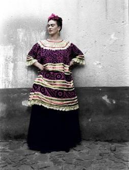 Frida Kahlo ©Eva Alejandra Matiz and The Leo Matiz Foundation