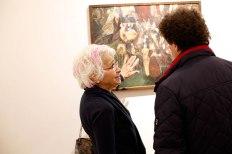 """Ornella Baratti Bon: """"Notturni"""" exhibition in the SACI Gallery"""