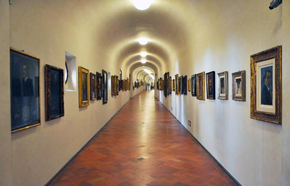 Vasari Corridor Portrait Collection
