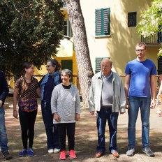 SACI's Theater, Body, and Diversity performance at Fili e Colori, Florence