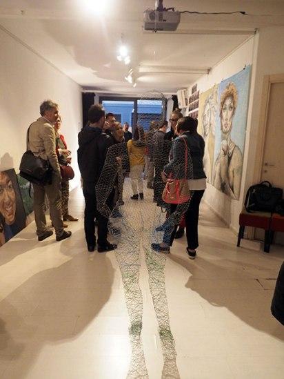 """""""Caffeina Nostalgica"""" - SACI Post-Bac exhibition at 79rosso"""