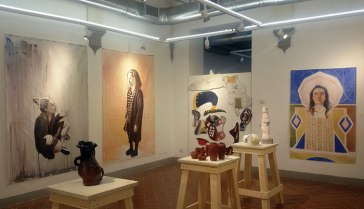 SACI Spring 2016 Student Art Exhibition