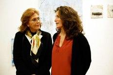 Biagiotti Progetto Arte Gallery Directors, Carol and Carlotta