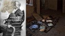 Robert Pettena: Nobel Explosion