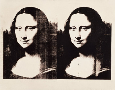 "Warhol, ""Double Mona Lisa,"" 1963"