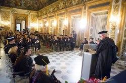 SACI 2016 MFA Commencement ceremony