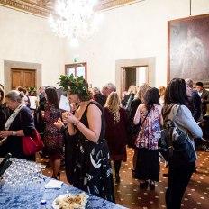 SACI 2016 MFA Commencement reception
