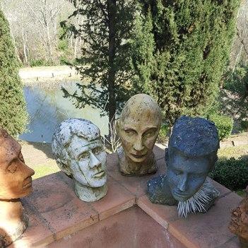 Ceramics at La Meridiana
