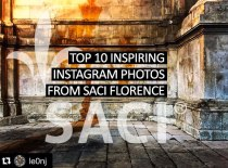 Top 10 Instagram photos from SACI Florence