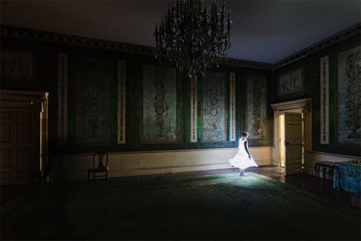 """Adrien Broom, from the series """"BEING"""""""