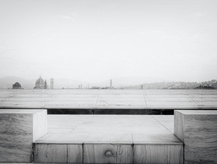 """Mark Hall, """"Horizon #9"""" (Florence, Italy)"""