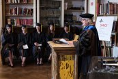 SACI MA in Art History commencement at the British Institute