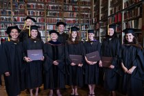 SACI's first group of MA in Art History graduates with faculty and administration