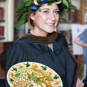 SACI MA in Art History graduate at the British Institute
