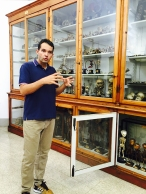 Biomedical collection at the Careggi hospital in Florence